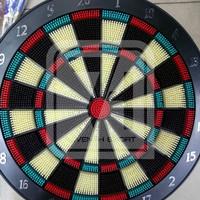 Jual papan dart board COOL size besar 17'/ mainan panahan anak 17 Murah Murah