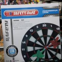 Jual Safety Dart Board Set U3 For Professional Horng tzy Impor Murah Murah