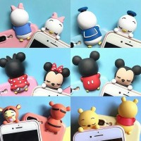 CASE HP OPPO F1S / F3 / F3 PLUS BABY DISNEY 3D SOFTSHELL