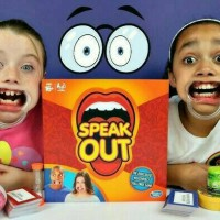 Jual SPEAK OUT /EDUKASI SPEAK OUT /MAINAN SPEAK OUT ANAK Murah