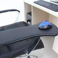 harga Arm Rest Bracket Mouse Pad Handstand Dudukan Mouse Kursi Meja Tokopedia.com