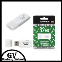 Flashdisk Toshiba 32gb Flash Disk Usb Flash Memory Card Diskon