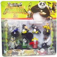 Jual Mainan FIGURINE KUNGFU PANDA Murah