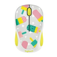 harga Logitech M238 Wireless Mouse Motif Colourful / Mouse Wireless M 238 Tokopedia.com