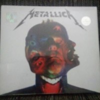 CD METALLICA - HARDWIRED TO SELF DESTRUCT 3 DISC