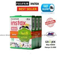 Jual Fujifilm Refill Polaroid Instax Mini Instax Film Plain (30 Lembar) Murah