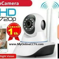 Jual Yoosee YYP2P Wireless IP Camera CCTV + Memory Card Vgen 32GB Murah