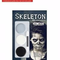 Jual Global Face Paint Kit - Skeleton Kit  Murah