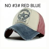 Jual topi baseball / Topi wanita / Topi pria Murah