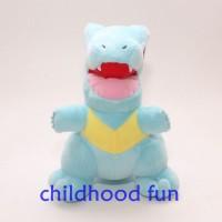 Boneka Pokemon Boneka Totodile 12cm