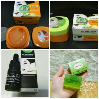 Jual Paket FPD/Magic Glossy Night/Vege Herbal Day/Vege Serum/Sabun/Tas Murah