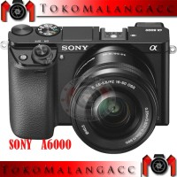 Jual Sony Alpha A6000 Kit 16-50mm Garansi Resmi  Murah