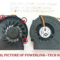 COOLING FAN KIPAS PROCESSOR LAPTOP MSI CR500X GX623 GX628 - 6010H05F