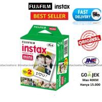 Fujifilm Refill Instax Mini Film Polaroid Twinpack Plain (20 sheets)