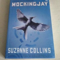 Jual MOCKINGJAY Novel Terakhir Seri The Hunger Games Murah
