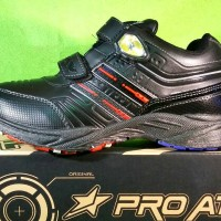 harga Sepatu Anak Pro Att Pmr 471 V Magnet // Sekolah // Sd // Smp Tokopedia.com