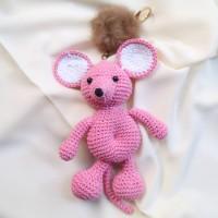 Jual Mouse bag charm Murah