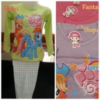Jual Baju Tidur Anak/Piyama Anak Little Pony 8-10thn Murah