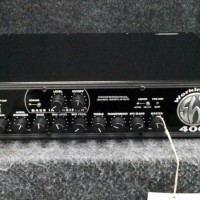 Head SWR working pro 400 (for Bass)