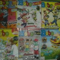 Buku majalah anak Bobo berbagai edisi