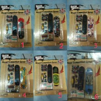 Techdeck Fingerboard Wood Competition Series Tech Deck Kayu