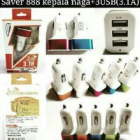 Car Charger 888 2 USB