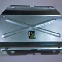 Dudukan Tatakan Plat Nomor Polisi Belakang Vespa PX Super