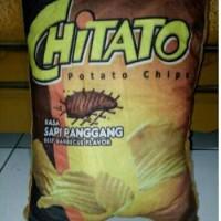 Jual Bantal Snack Chitato Murah