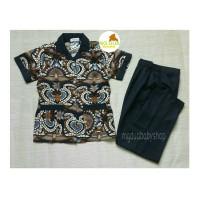 harga Baju Seragam Suster Celana Panjang Batik S-m-l-xl Tokopedia.com