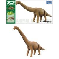 Long Ania AL-04 Brachiosaurus Dinosaurus Takara Tomy Tomica