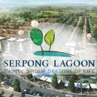 Kavling Murah Bagus Cluster Serpong Lagoon BSD Puspiptek