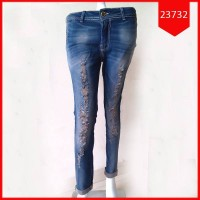 Ripped Jeans Import Grade Collection Yazuka Terbaru