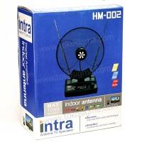Intra antena indoor untuk tv lcd led hd HM-002 bisa gojek