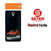 Casing HP Xiaomi Redmi Note 1 Slammed Audi A4 Allroad Custom Hardcase