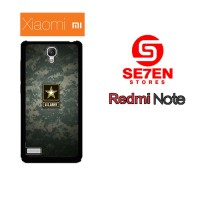 Casing HP Xiaomi Redmi Note 1 US Army Custom Hardcase