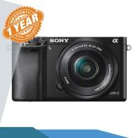 Jual Sony Alpha A6000 Kit 16-50mm Black Murah