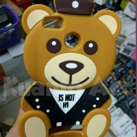 harga Case 3d Teddy Bear Costum Xiaomi Redmi 3s/new Karakter/soft/silikon/3d Tokopedia.com
