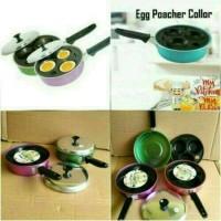 Jual MURAH!!! Panci rebus telur mie susu Egg Boiler Telor Egg Poacher Murah