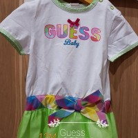 Jual Guess Dress Tutu Rainbow Murah