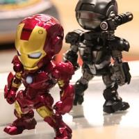Jual Baby Iron Man War Machine - light action function / hiasan mobil Murah