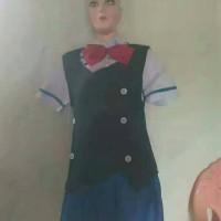 Misaki Mei Costume Cosplay