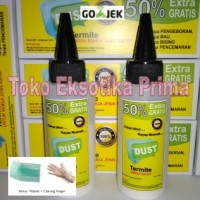 Obat Anti Rayap | Racun Rayap Dust