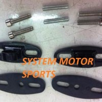 harga Bracket Spion Dudukan Variasi Motor Fairing R15 R25 Ninja 250 Cbr Cb Tokopedia.com