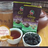 Jual TEH OOLONG HITAM ORIGINAL (TAIWAN QUALITY) 80 Gram Murah