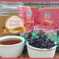 Jual TEH OOLONG MERAH ORIGINAL (TAIWAN QUALITY) 80 Gram Murah