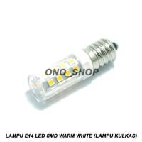 Jual Lampu Kulkas LED E14 Kuning ( 35 led ) produk istimewa Murah
