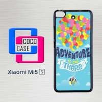 Casing Hardcase Hp Xiaomi Mi 5s Adventure Is Out There X4541