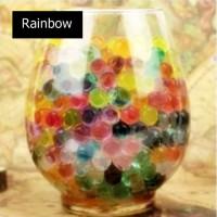 Jual Hidrogel Hydrogel warna campur Mix Rainbow Pelangi Tanaman Import TOP Murah