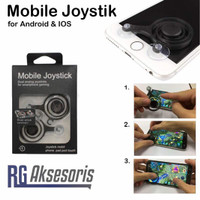Fling Mini Mobile JOYSTICK Suitable for all smartphone / Gamepad