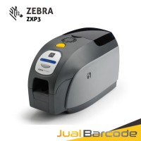 PRINTER ID CARD ZEBRA ZXP SERIES 3 - PRINTER KARTU ID ZEBRA ZXP3 ZXP 3